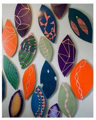 """""""Leaf Forms"""", Steve Adair"""