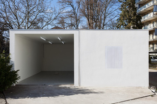 Installation view , Courtesy SALTS, Basel / Photographer Gunnar Meier