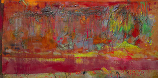 Foroseabouquet, Frank Bowling
