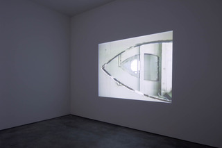 Installation view including Office Baroque with Eric Convents and Roger Steylaerts, Gordon Matta-Clark