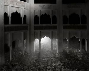 THE ASHES SERIES: DARK PALACE, Wafaa Bilal
