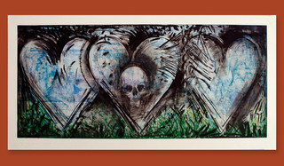 My Nights in Santa Monica, Jim Dine