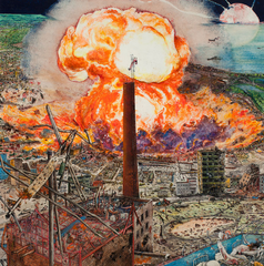 This Is the Nemesis, William Kurelek