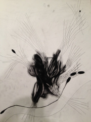 Untitled Drawing, Rebecca Chmielewski