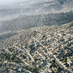 Vista Area de la Ciudad de Mexico Xlll, 2006, Pablo Lopez