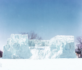 Ice House I: Minneapolis 1971, Gianni Pettena