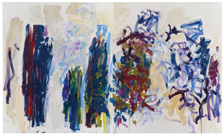 Trees, Joan Mitchell