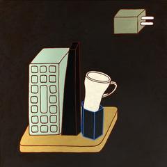 Still Life with Brick, Nathalie Du Pasquier