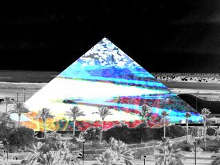 Tetragrammaton (Aquarium Pyramid, Moody Gardens, Texas) , Nadim Abbas