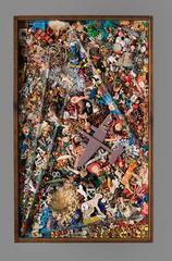 Homage to Jackson Pollock I, La Wilson
