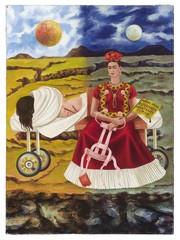 Frida Kahlo Arbol de la Esperanza (Tree of Hope), 1946 , Frida Kahlo