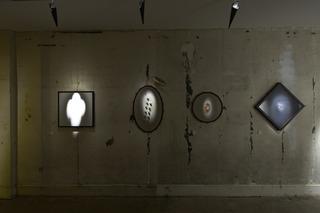 installation view, Pablo Delgado