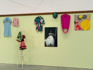 euqinimod & costumes , Dominique Gonzalez-Foerster