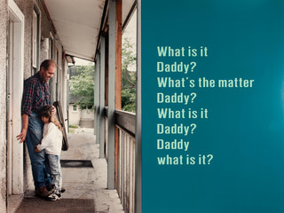 What is it Daddy?, Ken Lum