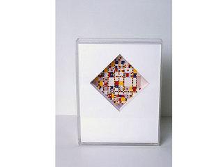 Turner Box (Paper on Mondrian), Marco Maggi