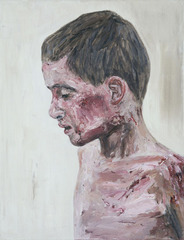 'Boy of sorrows (Beslan 2004)' ,Ronald Ophuis