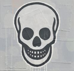 Skull, Donald Baechler