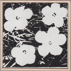 Andy Warhol, \'Flowers,\' 1965, Richard Pettibone