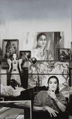 Joan Quinn Portrait, Matthew Rolston