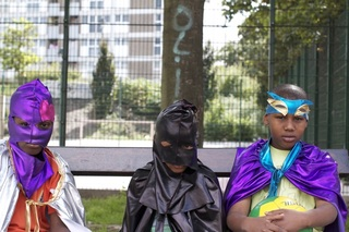 The Super Hero Project,  Brussels, Abner Preis