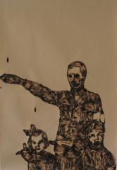 fire drawings , Abner Preis