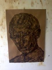 fire drawings, Abner Preis