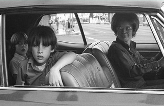 People in Cars, North Hollywood, Mike Mandel