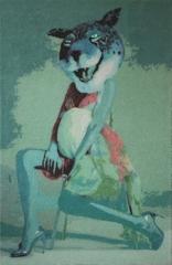 Lily La Tigresse, Shonagh Adelman