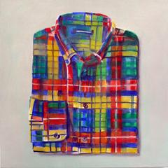 Long Sleeve Plaid , Walter Robinson
