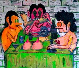 Untitled, Pow Martinez