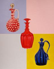 Three Bottles , Meg Cranston
