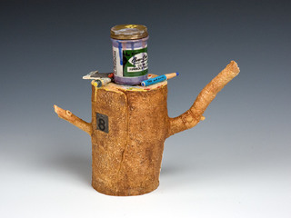 Stump Teapot, Richard Shaw