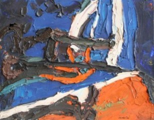 Kips Bay, George McNeil