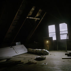 Attic, Matthew Morrocco