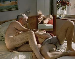 David in Bed, Matthew Morrocco