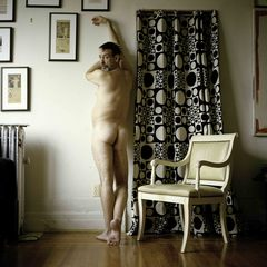 Shaun With Chair, Matthew Morrocco