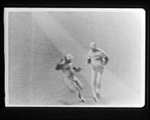 Two Angels Dancing, Mauro Altamaura