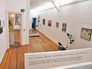 G.A.S-station, exhibition view No Time / Ausstellungsansicht Keine Zeit,