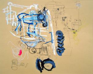 P Blue (Inside), Joanne Cervantes