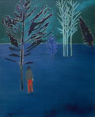 Blue Fields, Tom Hammick