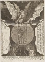 Lucifer, Cornelis Galle I