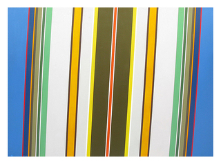 Striped Variations #8, Joseph Welna