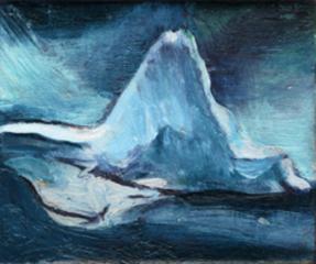 Iceberg, Christine Krol