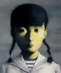 Girl, Zhang Xiaogang
