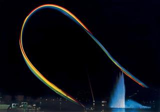 Olympia Regenbogen (Olympia Rainbow) , Otto Piene