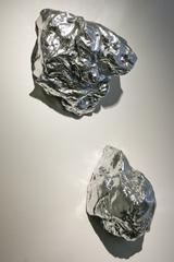 """""""Molten Meteorite"""" Platinum 1 & 2, Mary Ehrin"""