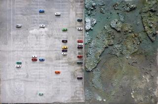 Car Park, Jock McFadyen