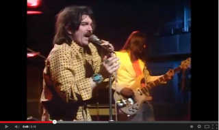 Captain Beefheart, Upon The My O My Old Grey Whistle Test,
