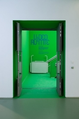 Entrance Videoroom,