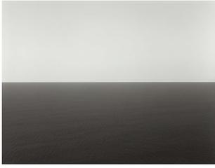 Yellow Sea, Cheju, Hiroshi Sugimoto